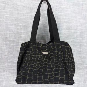 Baggallini Giraffe Print Only Bag Shoulder Tote
